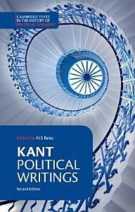 Kant  Political Writings