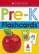 Pre K Flashcards