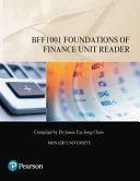 Foundations of Finance Unit Reader BFF1001  Custom Edition  PDF