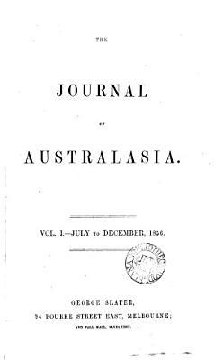 Journal of Australasia PDF