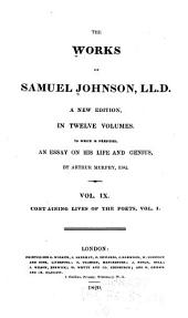 The Works of Samuel Johnson ...: Lives of the poets