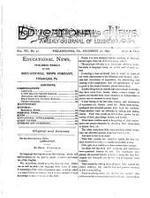 Educational News: Volume 7