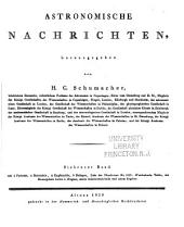 Astronomische Nachrichten: Volume 7