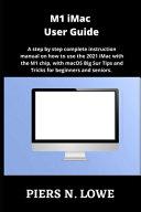 M1 IMac User Guide