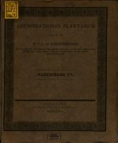 Adumbrationes plantarum: Volume 4