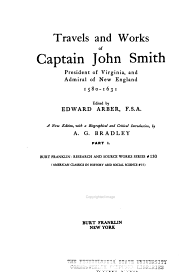 Travels and Works of Captain John Smith PDF