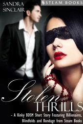 Stolen Thrills - A Kinky BDSM Short Story Featuring Billionaires and Bondage from Steam Books