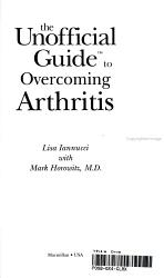 The Unofficial Guide  to Overcoming Arthritis PDF