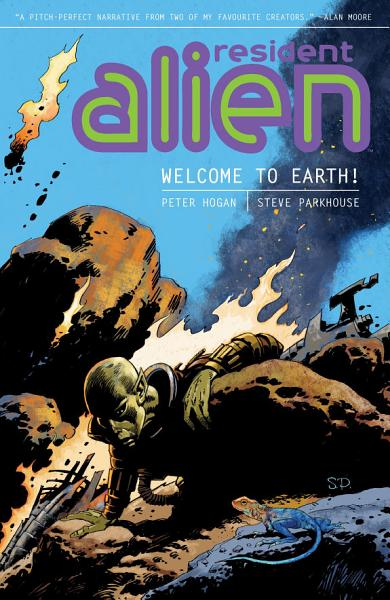 Download Resident Alien Volume 1  Welcome to Earth  Book