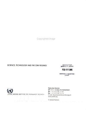 Disarmament Forum PDF