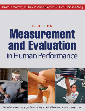 Measurement and Evaluation in Human Performance  5E PDF