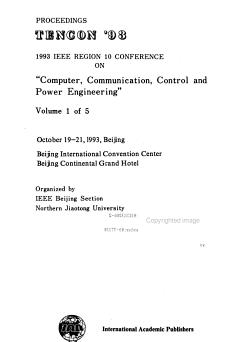 Proceedings TENCON  93 PDF