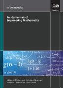 Fundamentals of Engineering Mathematics  Ice Textbook Series