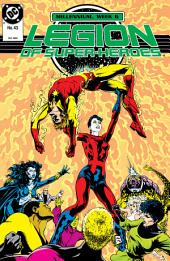 Legion of Super-Heroes (1984-) #43