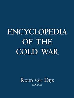 Encyclopedia of the Cold War Book