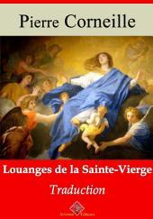 Louanges de la Sainte Vierge: Nouvelle édition augmentée