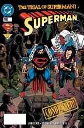 Superman (1986-) #106