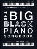The Big Black Piano Songbook PDF