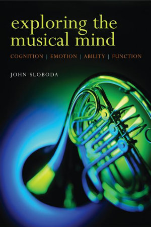 Exploring the Musical Mind PDF