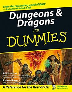 Dungeons   Dragons For Dummies PDF