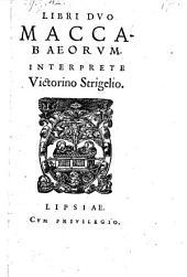 Libri Duo Maccabaeorum