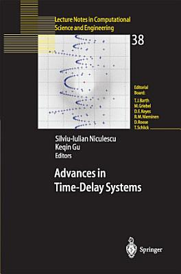 Advances in Time Delay Systems PDF