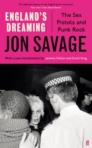 England s Dreaming Book