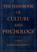 The Handbook of Culture and Psychology PDF