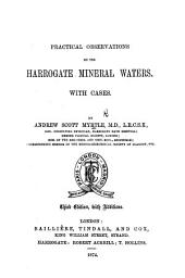 Practical observations on the Harrogate mineral waters