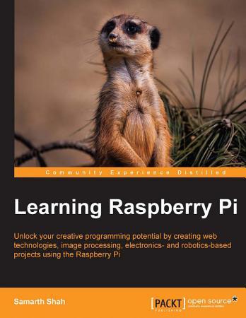 Learning Raspberry Pi PDF
