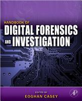 Handbook of Digital Forensics and Investigation PDF