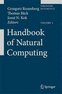 Handbook of Natural Computing PDF