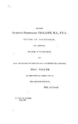 Provincial Words and Expressions Current in Lincolnshire PDF