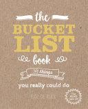 Download The Bucket List Book Book