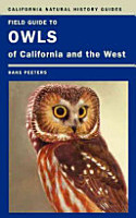 Field Guide to Owls of California and the West PDF
