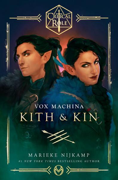 Download Critical Role  Vox Machina     Kith   Kin Book