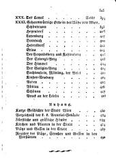 Beschreibung und Grundriss der Haupt- und Residenzstadt Wien
