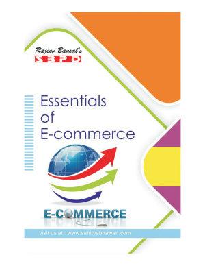 Essentials of E commerce by Dr  Sandeep Srivastava Er  Meera Goyal  Er  Nishit Mathur    English  PDF