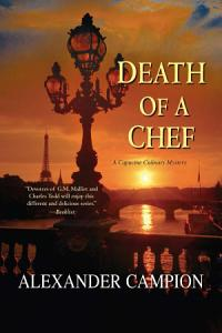 Death of a Chef Book