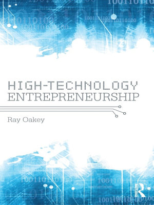 High technology Entrepreneurship PDF