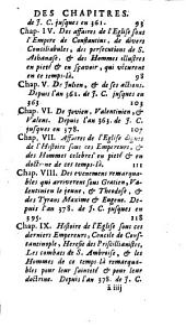 Abrégé Chronologique De L'Histoire Universelle: Volume2