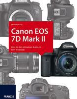 Kamerabuch Canon EOS 7D Mark II PDF