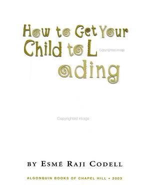 How to Get Your Child to Love Reading PDF