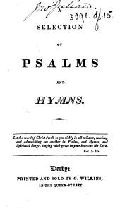 A Selection of Psalms and Hymns