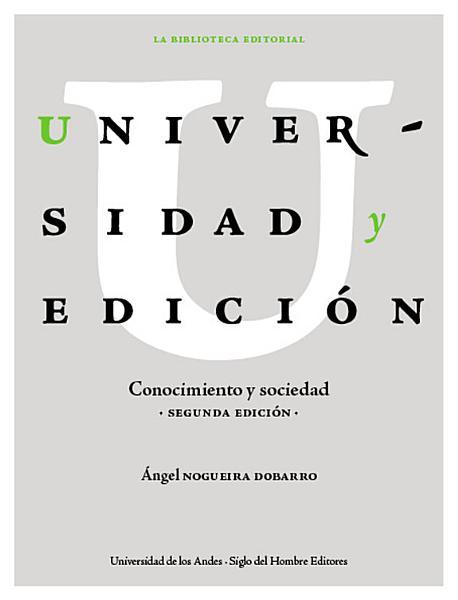 Universidad Y Edicion