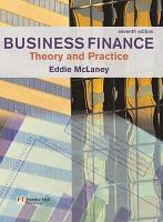 Business Finance PDF