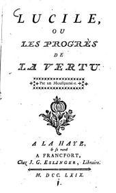 Lucile, ou les progrès de la vertu