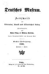 Deutsches Museum: Band 1