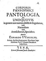 Corporis Pansophici Pantologia PDF
