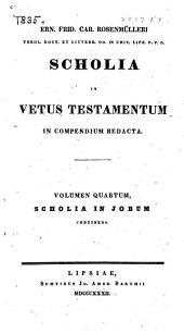 Ern. Frid. Car. Rosenmülleri Scholia in Vetus Testamentum in compendium redacta